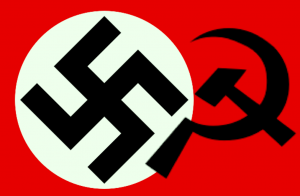 Swastika & sickle